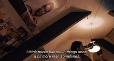 """In the movie Submarine Oliver refers to himself as a """"solitary samurai"""". Later on in the film we see a poster for Le Samouraï in his room. Submarine 2010, Submarine Movie, Submarine Quotes, Chill Quotes Good Vibes, Sad Love Quotes, Film Quotes, Book Quotes, Words Quotes, Text Jokes"""