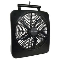 This little fan kept me comfortable at burning man and ran the whole week on one set of batteries.