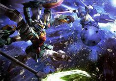 Altron Gundam vs Tallgeese II