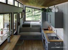 Tiny House Design, Big Houses, House 2, Cozy Living, My Dream Home, Bunk Beds, Future House, Furniture, Home Decor
