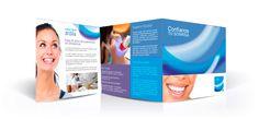 Tríptico Clínica Dental Ardila