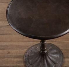 #Restoration Hardware     #table                    #20th #Chrysanthemum #Brasserie #Table #Occasional #Tables #Restoration #Hardware                       20th C. Chrysanthemum Brasserie Table | Occasional Tables | Restoration Hardware                                                  http://www.seapai.com/product.aspx?PID=648693