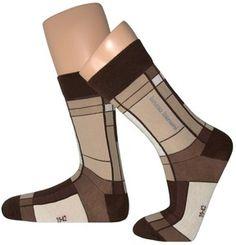 Bruno Banani Socks brown
