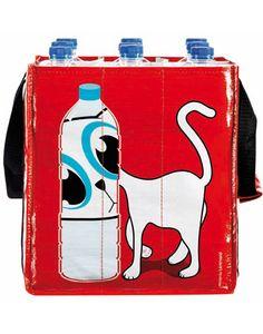 Bottle carrier by dlp