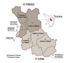 Territorio - Chianti Classico - Il primo territorio di vino - Sito ufficiale