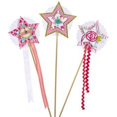 Sarah Champion's Wands..... This idea would be perfect with SRM's Magic Wands!