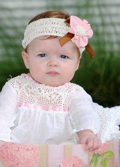 Vintage Baby Photo Christening Dress