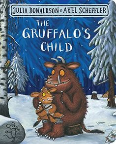 The Gruffalo's Child by Julia, Donaldson https://smile.amazon.com/dp/1509830405/ref=cm_sw_r_pi_dp_U_x_hKRsBbEHP5K4N