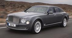 2013 Bentley Mulsanne Mulliner, classic yet modern!
