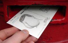 Juxtapoz Magazine - Mr Bingo's Hate Mail Postcard Project