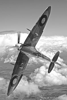 The Spitfire #aviation #spitfire #photograph