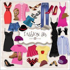SUPER FREEBIES Blog: Freebies Fashion Elements Kit