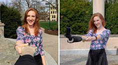 Friend-pretending Selfie-Arm