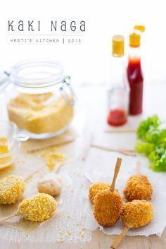 HESTI'S KITCHEN : yummy for your tummy: Kaki Naga (Ayam)