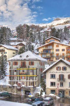 St. Moritz, Switzerland ↝ Coco Moni