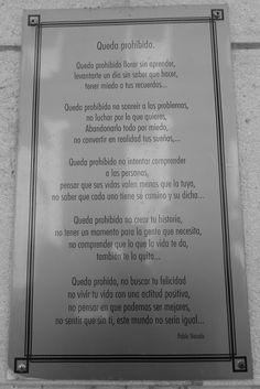 Un poema de Pablo Neruda. « Puertasabiertas