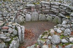 Clava Cairns - in Scotland, right outside Culloden.  Was there in 2009.  What an experience!