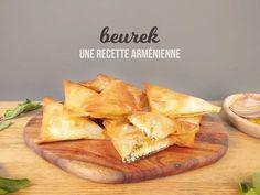 Comment faire un beurek ? Cette vieille recette arménienne à base de pâte filo, feta et menthe est idéale pour l'apéritif.