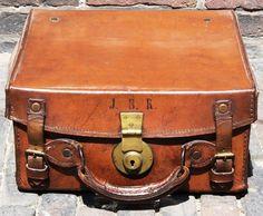 Tasche mit Vorleben