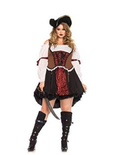 0d2f4a2742860 Leg Avenue Women s Plus-Size Ruthless Pirate Wench