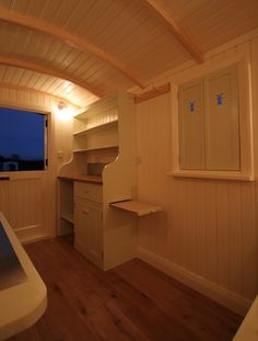 Not one of our shepherd's hut is the same as another - your shepherd's hut will be hand crafted for you for you lifestyle