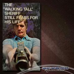 . Walking Tall, American Legend, Emergency Vehicles, Sheriff, Cops, Mississippi, North Carolina, Kentucky, Tennessee
