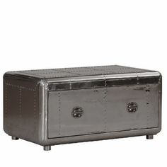 Found it at Wayfair - Lindbergh Bomber Coffee Table