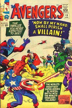 COMIC_avengers_117 #comic #cover #art