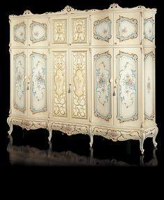 Galleria Florentia - 79 Newbury St, Boston, MA, Best European Italian Gallery - Bedrooms, Fratelli Radice, 123 Console, 123 Small Wardrobe, 123 Cabinetary, 123 Dressing Table