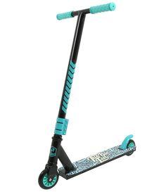 2c62eaf739 TBF Stunt Scooter XV Pro Street Tricks Kick/Push 360 Spin Model (Boarding Co  (Black / Blue)): Amazon.co.uk: Sports & Outdoors