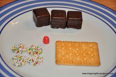 Tuff, tuff, tuff {In der Weihnachtsschenkerei} – C'est la vie, chérie ! Mcmuffin, Pudding, Cookies, Desserts, Diy, Food, Lotta, Michelangelo, Kindergarten