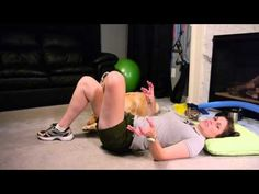 Sciatic Nerve Stretches - Ask Dr. Jo website - This one worked the best for me - especially the 1st one
