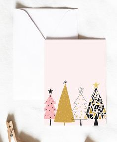 Christmas Card Holiday Card Seasonal Card Winter by SnaptureThis