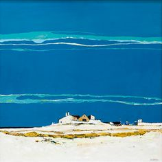 A Hebridean Sky - David Smith RSW www.davidsmithart.org