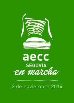 Segovia en marcha contra el cáncer el 9/11