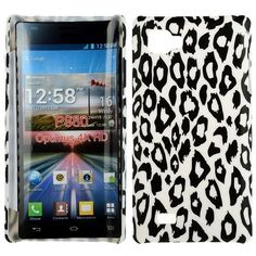 Safari (Leopard) LG Optimus 4X HD Cover