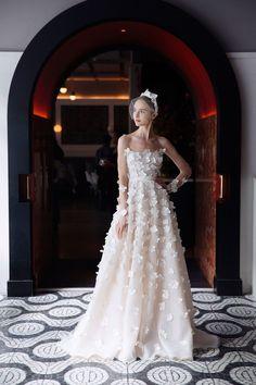 Lela Rose Bridal Spring 2018 Collection Photos - Vogue