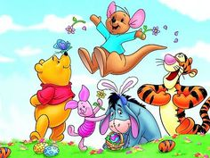 the pooh: Pooh and friends pictures