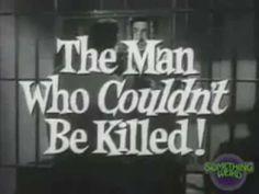 The Indestructible Man - Trailer (1956)
