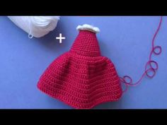 How to crochet a doll - ARMS TUTORIAL - Cherry Doll - YouTube