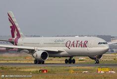 27 Qatar Airways Airbus A330-302 A7-AEF