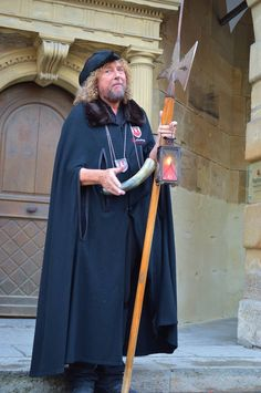 Night Watchman Tour in Rothenburg Germany