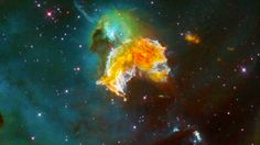 Ancient Cosmic Explosions May Have Impacted Evolution