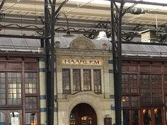 Haarlem Station Holland