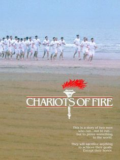 """the movie """"Chariots of Fire"""" debuted in theaters. """"Chariots of Fire"""" is a British historical drama film. It tells the fact-based story of two athletes in the 1924 Olympics: Eric Liddell, a devout Scottish Christian who runs for the glory of God, and Harold Abrahams, an English Jew who runs to overcome prejudice. The film was conceived and produced by David Puttnam, written by Colin Welland, and directed by Hugh Hudson. It was nominated for seven Academy Awards"""