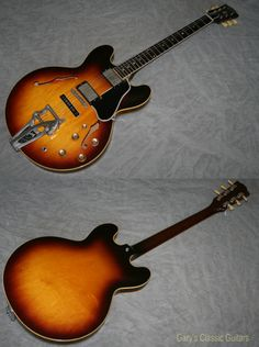 1961 Gibson Dot Neck ES-335 with PAF's
