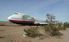 Waiting to fade Away - TWA 747 | ✈ Follow civil aviation on AerialTimes. Visit our boards on pinterest.com/aerialtimes or like us on www.facebook.com/aerialtimes