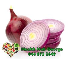 #DidYouKnow that onions contain both vitamin C and phytochemicals that increase the effectiveness of vitamin C in your body. #HealthHub