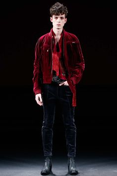 Haider Ackermann Fall 2015 Menswear - Collection - Gallery - Style.com