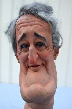 Brian Mulroney was the Prime Minister of Canada from September 17, 1984 to June 25, 1993. Here is a photo of the Spitting Image caricature Puppet of him.
